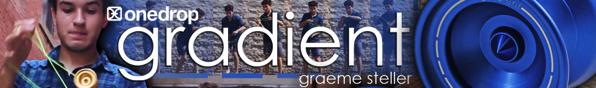 one drop gradient
