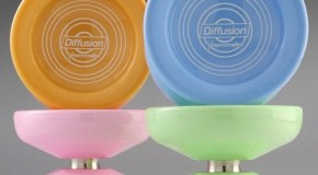 New Pastel Diffusions form Yoyorecreation!