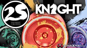2SickYoYos KNIGHT New Release!