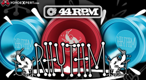 New from 44RPM – The RHYTHM!