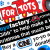 2015 Toys for Tots Yo-Yo Drive!
