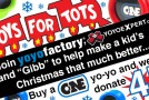 Toys For Tots Yo-Yo Drive!