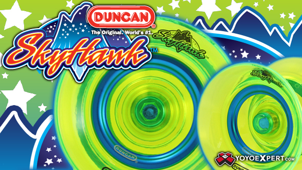 duncan skyhawk