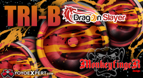 Dragon Slayer TRI-B from MonkeyfingeR Releases Friday!