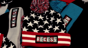 Stay Warm with the new RECESS Knit Hat!