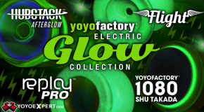 New YoYoFactory Electric GLOW Collection!