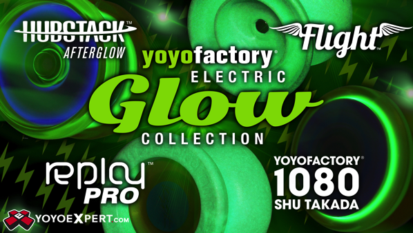yoyofactory electric glow collection