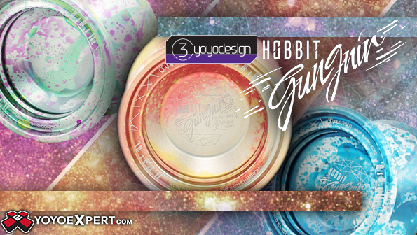 c3yoyodesign hobbit gungnir
