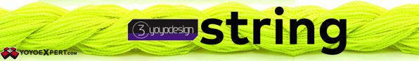 c3yoyodesign string