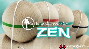 KendamaCo Restock! Raw Stripe ZEN & Glow Shenzhu!