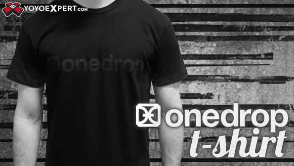 one drop blackout t-shirt