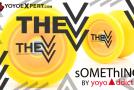New Redesign! sOMEThING by YoyoAddict Presents THE V!