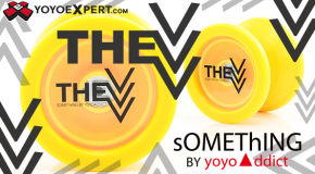 New Redesign! sOMEThING by YoyoAddict Presents THE V!