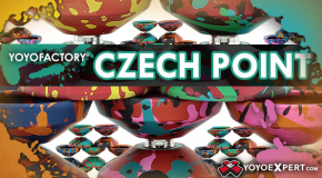 Special Edition One-Off CZECH POINTS from YoYoFactory!