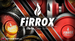 New Bi-Metal from iYoYo – The FIRROX!