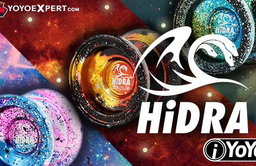The iYoYo HiDRA is Releasing Feb 4th!