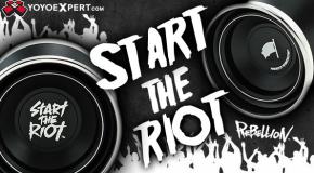 Rebellion START THE RIOT & Yoyorecreation DRAUPNIR!