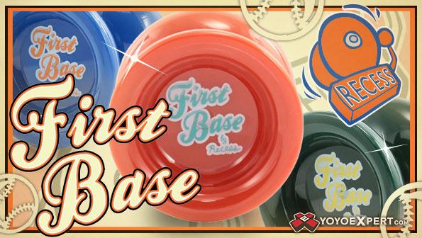 recess first base