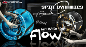 New SPLASH Edition FLOWS from Spin Dynamics!