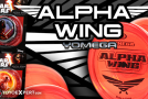 New from Yomega! Star Wars Edition Alpha Wing & Glide!
