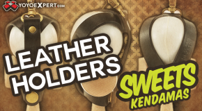 New Sweets Leather Kendama Holsters!