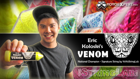 yoyo string lab venom