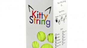 Neon Yellow Kitty String – Fat & Normal 100 Count Restock!