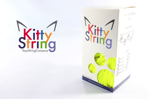 kitty string yoyo string