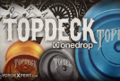 New One Drop TOP DECK – JT Nickel Signature Yo-Yo!