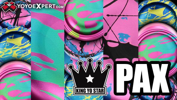 king yo star pax