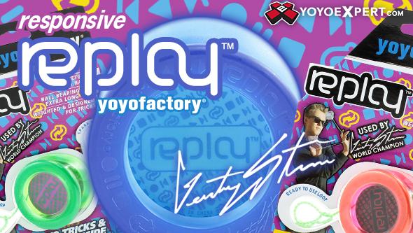 yoyofactory replay yoyo