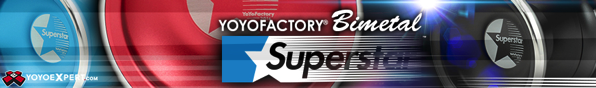 yoyofactory superstar bi-metal