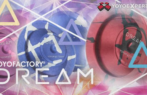 New YoYoFactory – Splash AL Dreams & Death Nightmare Restock!