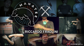 New Riccardo Fraolini Signature Yo-Yo – The CLYW Manatee!
