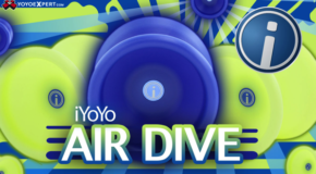 New 4A Throw from iYoYo – The AiR DiVE!