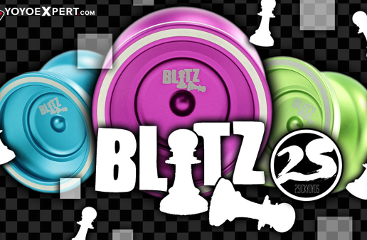 The 2SickYoYos BLITZ Releases Tomorrow!
