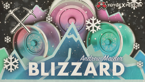 clyw blizzard yoyo