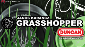 New from Duncan – Grasshopper & Barracuda 2016!