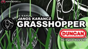 New from Duncan – Grasshopper & Barracuda 2016!