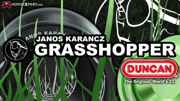 duncan grasshopper