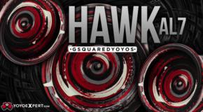New Release! The G-Squared AL7 Hawk!