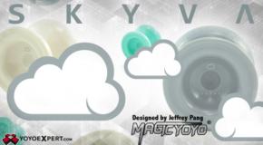 The Jeffrey Pang X MagicYoYo SKYVA Releases Tonight!