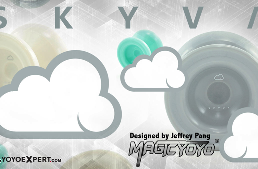 The Jeffrey Pang X MagicYoYo SKYVA Releases Tonight!