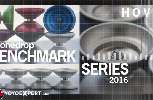 The 2016 One Drop Benchmark Series!