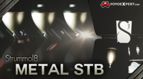 New Spin Top from Strummol8 – The Metal STB!