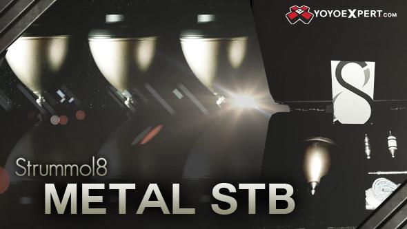 strummol8 metal stb spin top