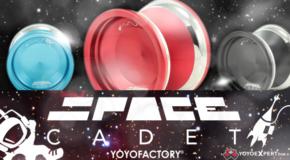 New YoYoFactory BiMetal – The Space Cadet!