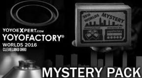 2016 Worlds Mystery Pack – YoYoFactory X YoYoExpert