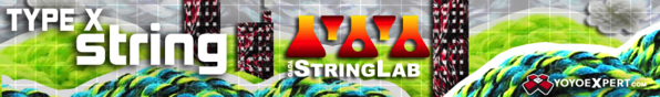 yoyo string lab type x