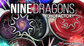 YoYoFactory Nine Dragons Restock in New Colors!